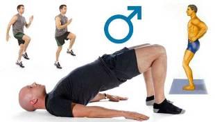 esercizi per la prostatite walk